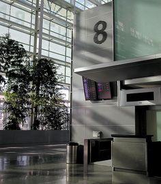 SOM : San Francisco International Airport – International Terminal Signage