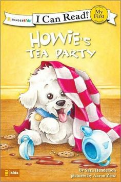 Howies Tea Party (I Can Read)