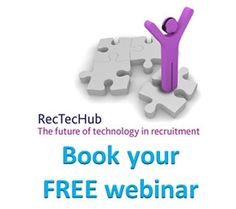 FREE Webinar for Recruiters and Recruitment IT Leaders Recruitment Technology Strategy for 2014