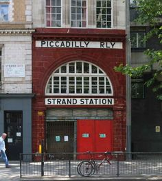 Aldwych aka Strand station, Temple | 21 Amazing Secret Places To Find In London