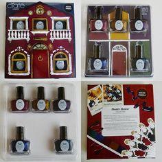"""Mein Ciaté Nagellack-Haus """"Haute House"""" http://infarbe.blogspot.de/2014/12/mein-ciate-nagellack-haus-haute-house.html"""