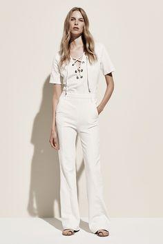 Frame Denim Spring 2017 Ready-to-Wear Fashion Show
