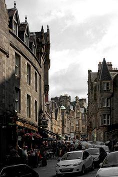 Edinburgh Edinburgh, New York Skyline, Frames, Street View, In This Moment, Explore, Frame, Exploring