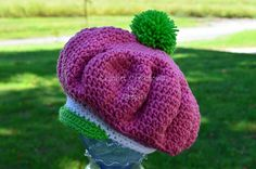 Ravelry: Strawberry Shortcake Hat pattern by Stephenie Hickok pattern