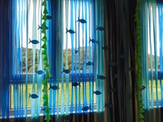This post is full of ideas for the Ocean Classroom Theme