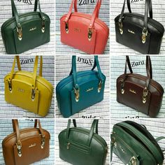 Zara handy bag Height.10 Wide..15 Material synthetic  leather Pm on 08888418898