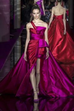 Spring 2017 Couture   Zuhair Murad Collection