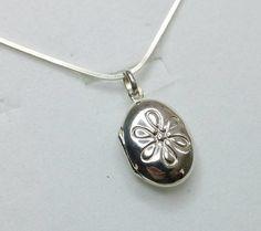 Anhänger Halskettenanhänger 925 Silber Medaillion von Schmuckbaron