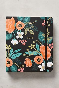 Wee Hours Planner #anthropologie                                                                                                                                                      Más