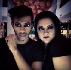 Ideias de maquiagem de Halloween para homens e mulheres na NYX do Shopping Metrô Tucuruvi