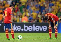 Copa Confederaciones: Los de la derrota en la Final