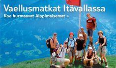 #Finnmatkat Vaellusmatkat Alpeille: Itävalta, Bad Gastein - Finnmatkat