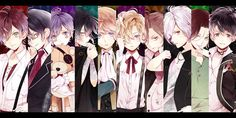 bloody bouquet | DIABOLIK LOVERS MORE,BLOODより、新作続々入荷です ...