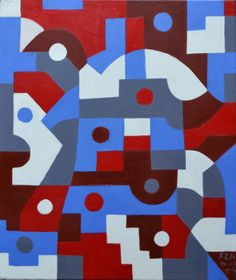 GEOMETRIC ABSTRACTION...