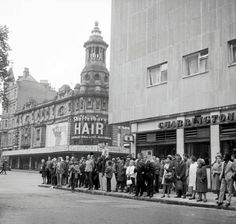 Hair opened at the Shaftesbury Theatre in London on September 27, 1968. The opening night was delayed until the abolition of theatre censorship in England under the Theatres Act 1968. The original London cast included Sonja Kristina, Paul Nicholas, Melba Moore, Elaine Paige, Paul Korda, Marsha Hunt, Floella Benjamin, Alex Harvey, Oliver Tobias, Richard O'Brien and Tim Curry.