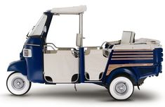 You better believe I'll be driving around in one of these in the retirement community one day.