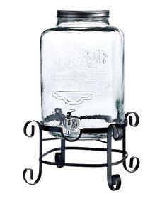 3-Gallon Beverage Dispenser Set