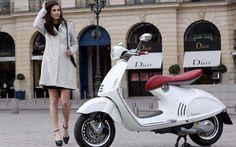 Canadauence TV: De volta ao Brasil, Vespa quer montar scooters no ...