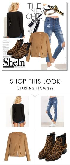 """""""SHEIN 3"""" by zina1002 ❤ liked on Polyvore featuring See by Chloé and WithChic"""