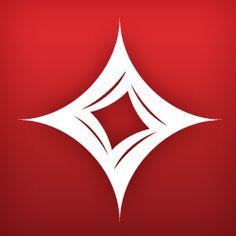 Alpha Sigma Alpha ASA Lettered Game Day Tote Crimson