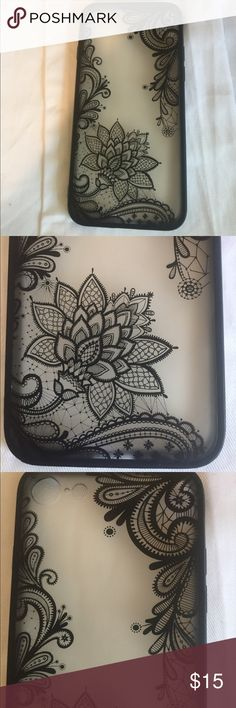 🌟New list! 🌟 fancy iPhone 7 case This iPhone 7 case has a nice lace design Accessories Phone Cases