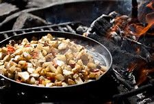 Image result for camping food ideas