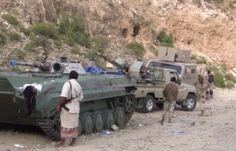 اخبار اليمن اليوم السبت 3/6/2017 لحج: مدفعية المقاومة تستهدف تعزيزات الحوثي بالقبيطة
