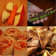 Not So Secret Family Recipes: Kid Snacks