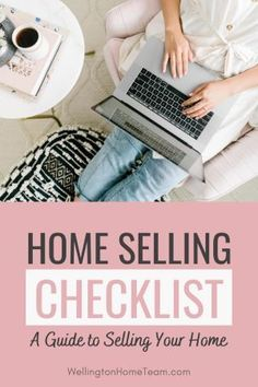 If you're selling your home here is a great checklist. #realestate #advice #tips #realtor #homesforsale #homeselling #selling #homebuying #buying Real Estate Articles, Real Estate Tips, Selling Real Estate, Real Estate Business, Real Estate Marketing, Moving To Another State, Home Buying Process, Branding, Moving Tips