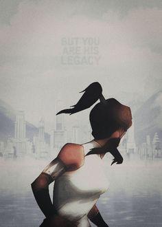 Love the faded poster style of this. Korra Avatar, Team Avatar, Water Bender, Avatar Cartoon, Avatar World, Water Tribe, Iroh, Korrasami, Fire Nation