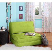 your zone - flip chair, Green Glaze