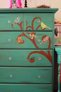 The Sassy Pepper: Room Redo! I need to redo brians old furniture similar.