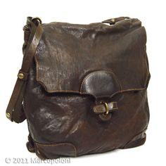 "Technically it's a ""man bag"" but I like it."
