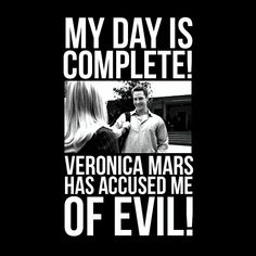 Veronica Mars #veronicamars #loganecholls