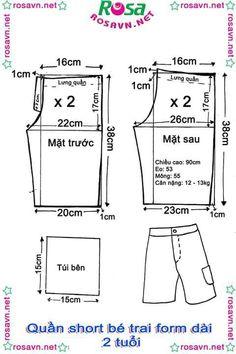 Best 9 Trendy sewing pants for boys kids 25 ideas – SkillOfKing.