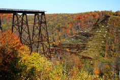 Kinzua Bridge - McKean County, Pennsylvania-Best Skywalks In The World