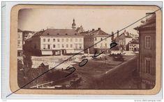 Ucraina Lemberg ( LWOW -Lwiw) 1860-70 CDV  Kar. Ferd. Lang. Fotograf we LWOWIE