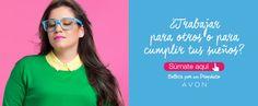 Avon Colombia - ¡Se parecen a mis lentes!! :D