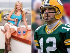 Aaron Rodgers Won't Tell us He's Engaged