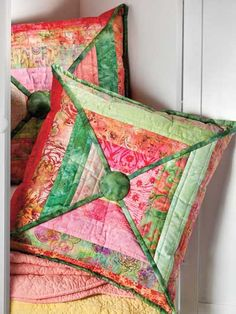 Squared Up Pillows pattern $3.29 on ePatterns Central at http://www.e-patternscentral.com/detail.html?prod_id=9500_id==allnew
