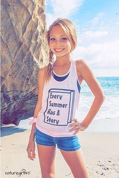 #TurnerNadia modeled for #FlawlessGirlCouture
