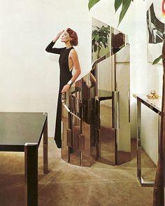 December 1979 - still modern Living Vintage, Vintage Room, Retro Vintage, Seventies Fashion, 70s Fashion, Vintage Fashion, Decor Pad, 70s Decor, Vintage Interiors