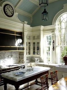 Beautiful and Neutral Kitchen Designs, Part 2