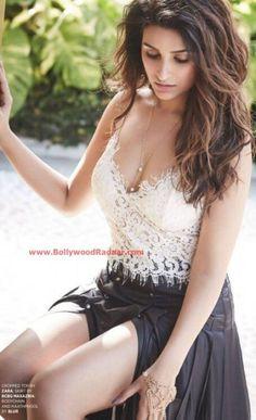 Parineeti Chopra New Hot photoshoot for Man's World Magazine