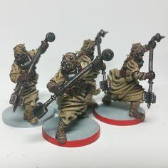 Tuskin Raiders, ready for raiding. [Imperial Assault.]