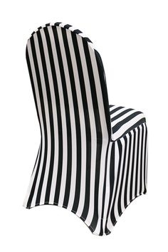 chair covers direct from china facial chairs for sale 29 best spandex images wedding stretch banquet cover black and white striped
