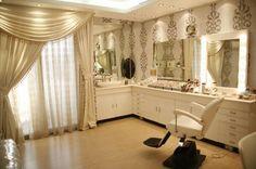 Home Salon! LOVE it!