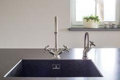 Keuken in Albergen #gootsteen #kraan #maatwerk #keuken #sink