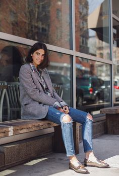 """Man repeller: what exactly is man-repelling about this.  Her face is kind and open and she looks relaxed, happy and comfortable with herself.    So, she isn't """"sexy.""""   She's something better..."""