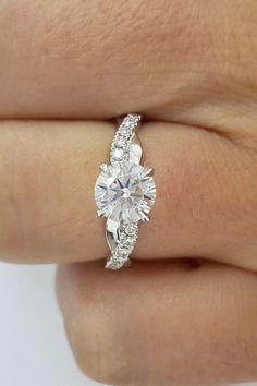 Unique Engagement Rings Turquoise Beautiful Diamond Rings Facebook